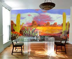 residential murals u2014 marigold mural studios