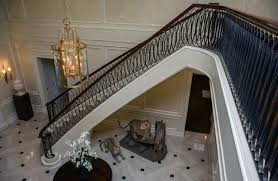 09 grand curved staircase