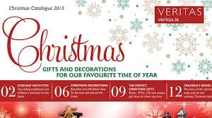 veritas christmas catalogue 2013 icatholic ie