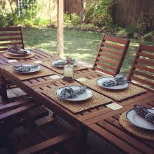 Patio Furniture Ikea by Ikea Applaro Outdoor Furniture Eccleston Pinterest Backyard