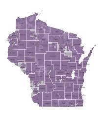 Wisconsin Map Usa Catalog