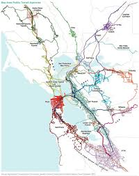 San Francisco Public Transit Map by How To Dramatically Improve Public Transit Without Building More