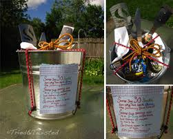 manly gift baskets tried and twisted diy manly gift