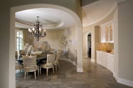 Dining Room Glass Cabinets by Wall Painting Dining Room Traditional With Glass Cabinets China