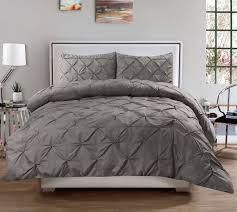 Comforter At Walmart Bedroom Blue Pintuck Comforter With Beige Walmart Headboard And