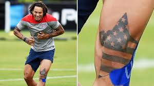 2014 fifa world cup usa germany connection told through tattoos