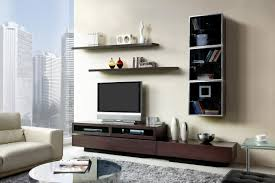 Entertainment Center Ideas Diy Living Room Brown Free Standing Solid Wood Component Bench Brown