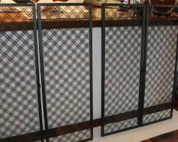 Cabinet Door Mesh Inserts Metal Mesh Cabinet Doors Wilmette Custom Wilmette Custom