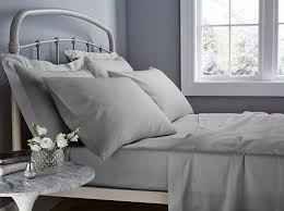 buy double fitted u0026 flat bed sheets online