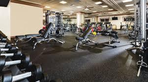 fitness center at monte carlo resort and casino las vegas