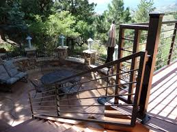 Outside Banister Railings 30 Best Deck Railings Images On Pinterest Deck Railings Deck