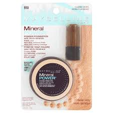 Alas Bedak Maybelline maybelline mineral power powder foundation classic ivory walmart