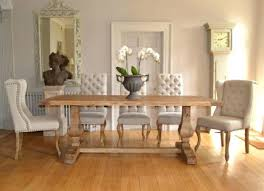 magnussen bellamy dining table pine wood dining table work said counter storage narrow working