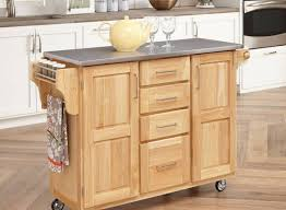 kitchen noticeable kitchen island cart stainless terrifying