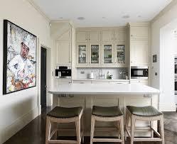 Espresso Bar Cabinet Built In Espresso Machine Kitchen Contemporary With Artwork