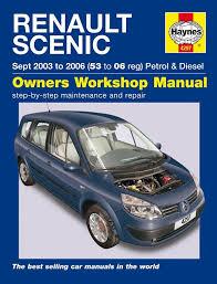 free renault scenic 2 repair manual grand scenic haynes workshop