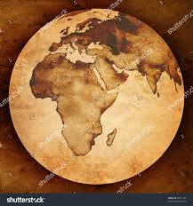 Old World Map Old World Map Stock Photo 65671165 Shutterstock