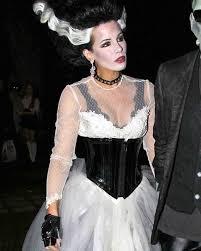 of frankenstein costume 15 who went bridal for martha stewart weddings