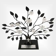 christian engraved family tree stand is a