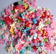 children s hair accessories 50pcs mixed color flat back resin buttons children s diy hair