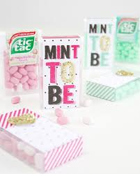 mint to be favors tic tac diy wedding favor idea with printables party ideas
