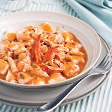 cuisiner les gnocchis gnocchis au homard et asperges recettes cuisine et nutrition