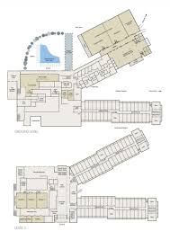 meeting room floor plans and capacity charts