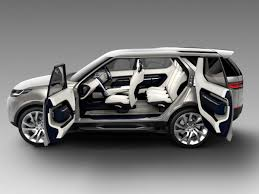 land rover discovery suv here is land rover u0027s sleek new discovery business insider