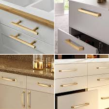 modern kitchen handles for cabinets matt gold door knobs and handles for furniture cabinets and drawers aluminium alloy modern kitchen cupboard handles pulls