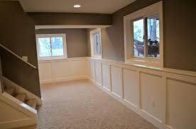 paint ideas for basement interior design