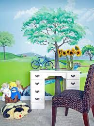 fresque chambre enfant fresque murale dans la chambre d enfant 35 dessins joviaux con