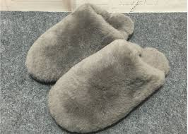 bedroom slippers cute fuzzy bedroom slippers tpr sole soft durable fuzzy slippers