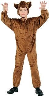 Brown Bear Halloween Costume Bear Costume