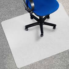 Exercise Floor Mats Over Carpet by Amazon Com Chair Mat For Carpets Low Medium Pile Computer