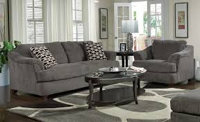 Gray Living Room Set Living Room Gray Pale Grey Sofa Grey And Silver