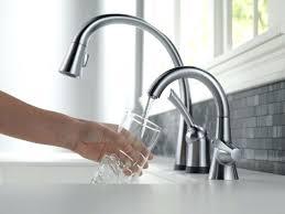 delta touchless kitchen faucet delta touchless kitchen faucet rubbed bronze besto
