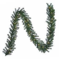 73 Best Deco Garland Images by Best 25 Pre Lit Christmas Garland Ideas On Pinterest Winter