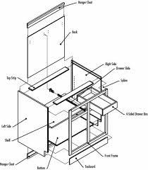 kitchen cabinet drawer parts kitchen drawer parts rapflava