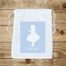 muslin favor bags personalized in cotton muslin favor bag by paper