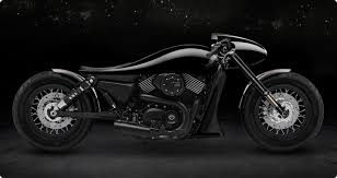 dark side by bandit9 harley davidson street hd v twin 750cc