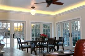 bright lights for room chris brightens up his sunroom with led strip lighting diode led