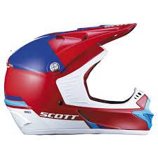 scott motocross helmet scott offroad 350 trophy mx helmet kids red helmets big discount