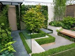 Modern House Garden Plans Home Ideas About Small Design And