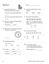 grade 3 mathematics prufrock press math warm ups developing fluency in math grade 3