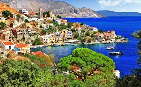 Greece Islands Map by Holidays In Symi Discover Greece