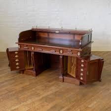 Antique Roll Top Desk by Pivoting Roll Top Desk By Friedrich Soennecken Antiques Atlas