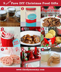 Christmas Food Gifts Pinterest - christmas diys gifts for coworkers kids and up your boyfriend