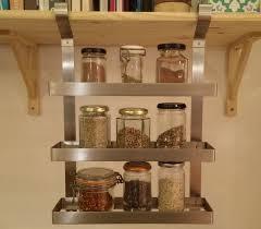 Spice Rack Empty Jars Kitchen Spice Holders Hanging Spice Rack Spice Jar Set