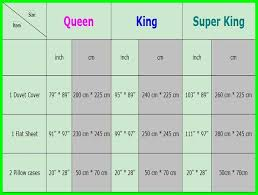 King Size Bed Measurement King Size Sheet Dimensions Socialmediaworks Co