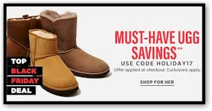 ugg sale saks daily cheapskate fantastic black friday deal on uggs at saks no